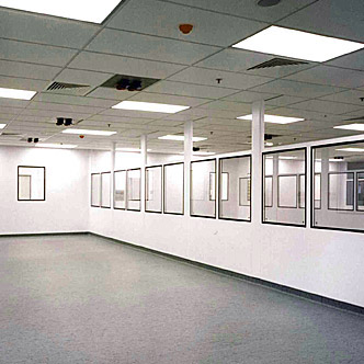Cleanroom Glazing Systems
